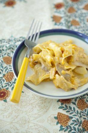 Paula Deen Chicken Noodle Casserole