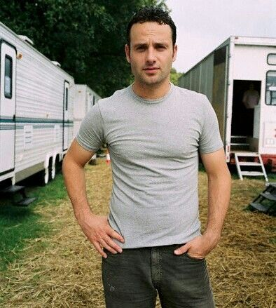 141 best images about Andrew Lincoln on Pinterest | Rick ...