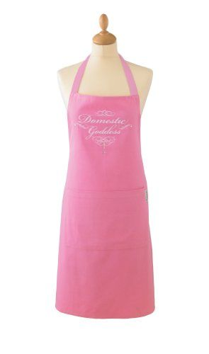(Forklæde med vintage logo) Cooksmart Apron, Domestic Goddess Cooksmart http://www.amazon.co.uk/dp/B0081R16L6/ref=cm_sw_r_pi_dp_UO2Vwb05ZH9F1