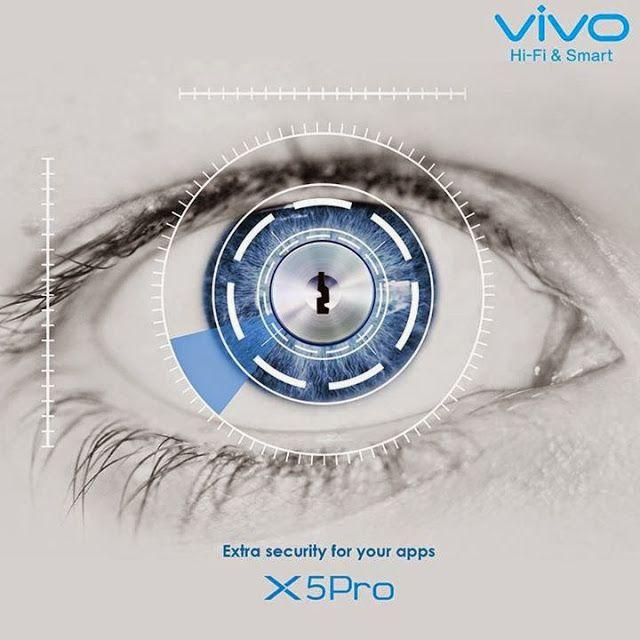 Vivo X5 Pro akan menawarkan sensor Eye ID, rilis bulan Mei