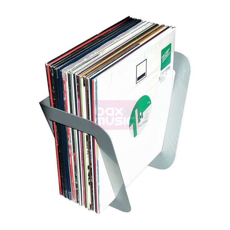 Wall Mount vinyl 😍  Glorious Vinyl Set Holder Superior (25 records) for sale | Bax-shop