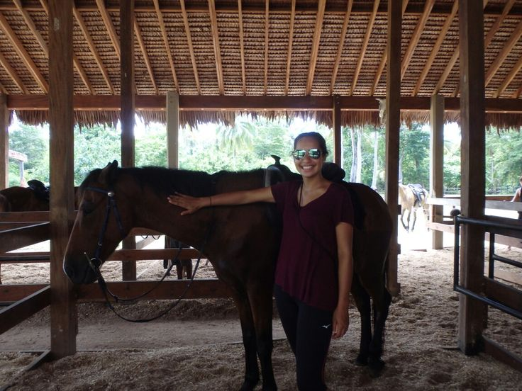 His name was Kava and he was amazing!! 🐎👍😊