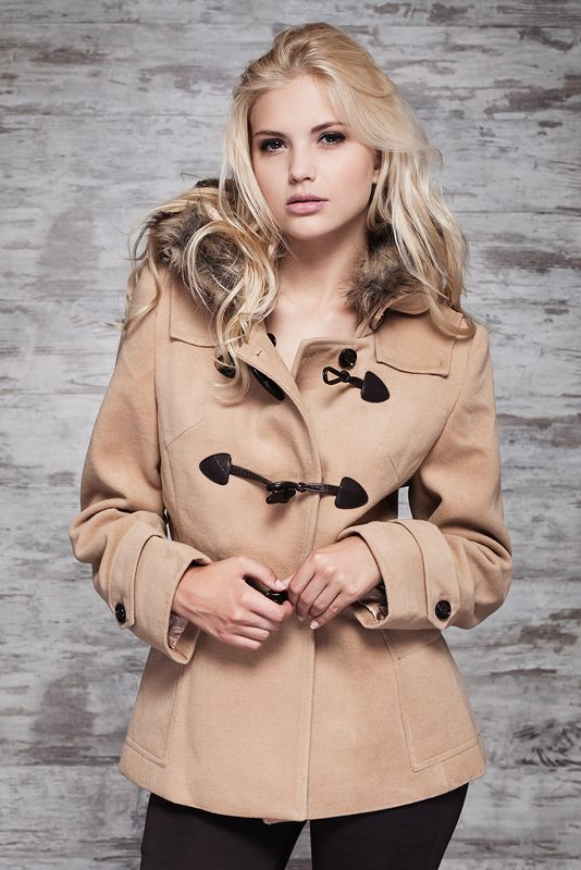 SMF CANADIANA/DUFFLE COAT | REF. 139506