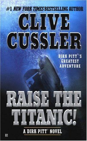 "Written in 1976, ""Raise the Titanic!"" was the fourth book to feature Cussler's hero, Dirk Pitt. Rugged, taciturn, ex-Navy, knows a lot about all things naval. Read along as Pitt fights time, the elements, and Soviet spies in order to secure a hidden cache that went down with the titanic in 1912. Huge stakes shift in the balance."
