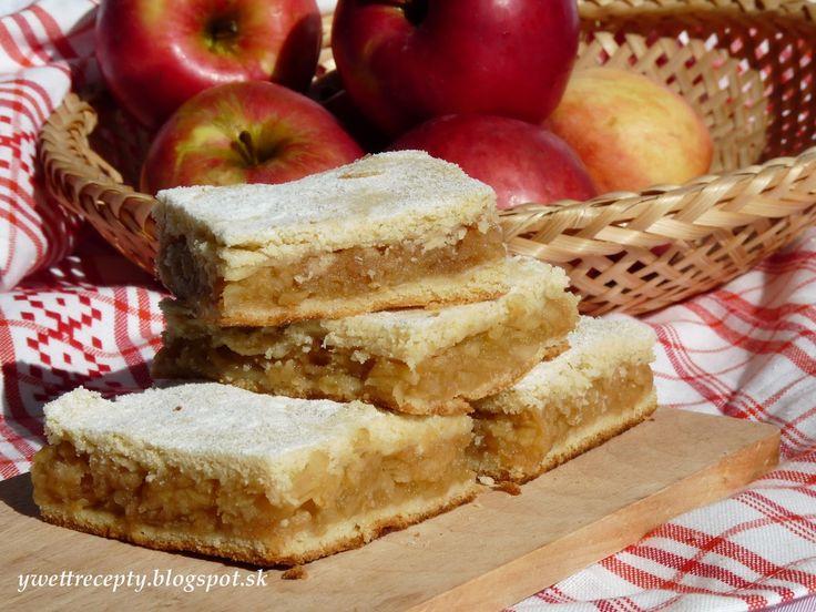 Babkin jablkový koláč