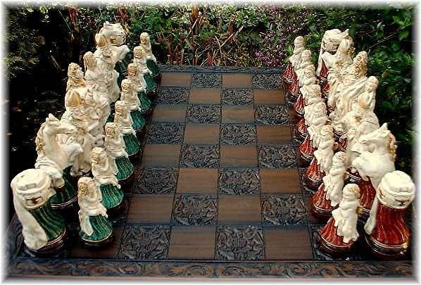 Gallery Sets - Chess Moulds & More