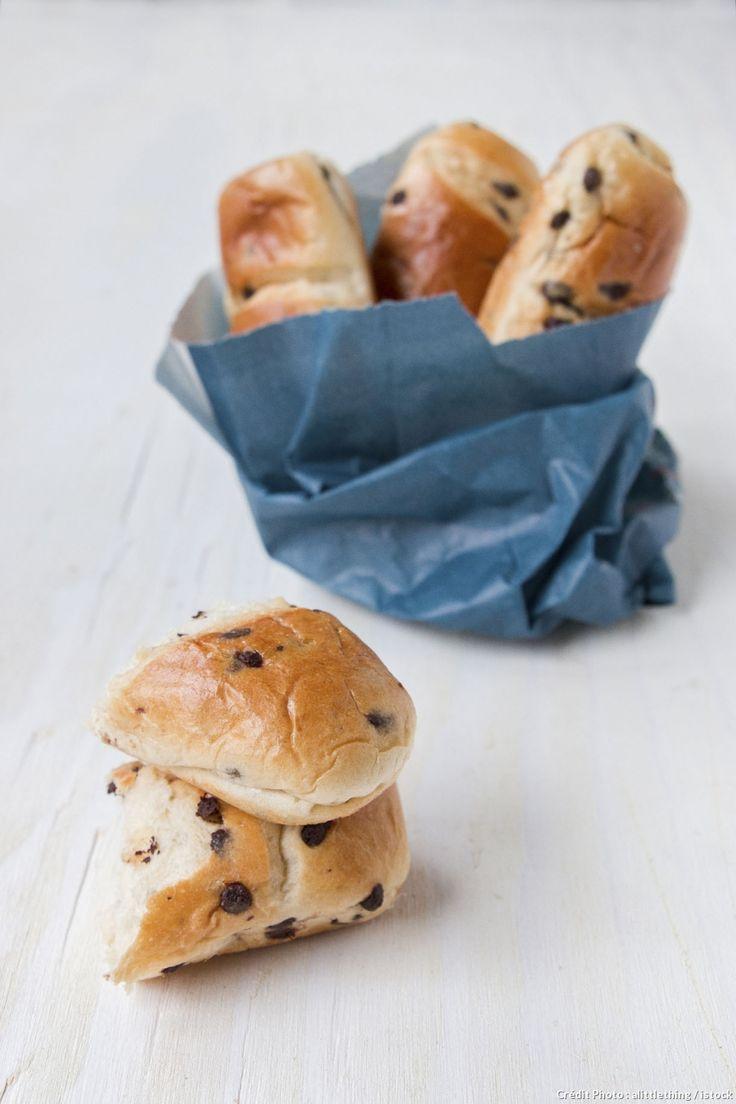 Ils feront le bonheur des petits et des grands au petitdéjeuner comme au goûter ! Tartinés de notre pâte de noisette (la recette plus bas), c'est un délice !