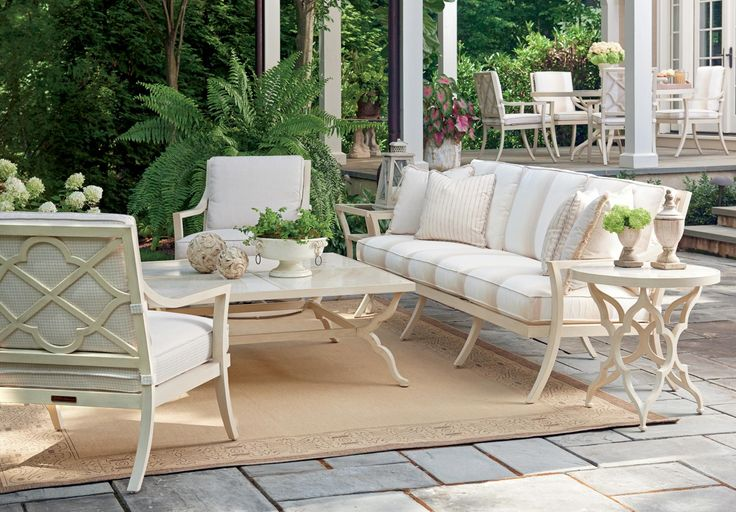 Misty Garden Sofa Set | Tommy Bahama Outdoor | Home Gallery Stores
