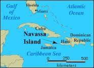 Navassa Island:  0