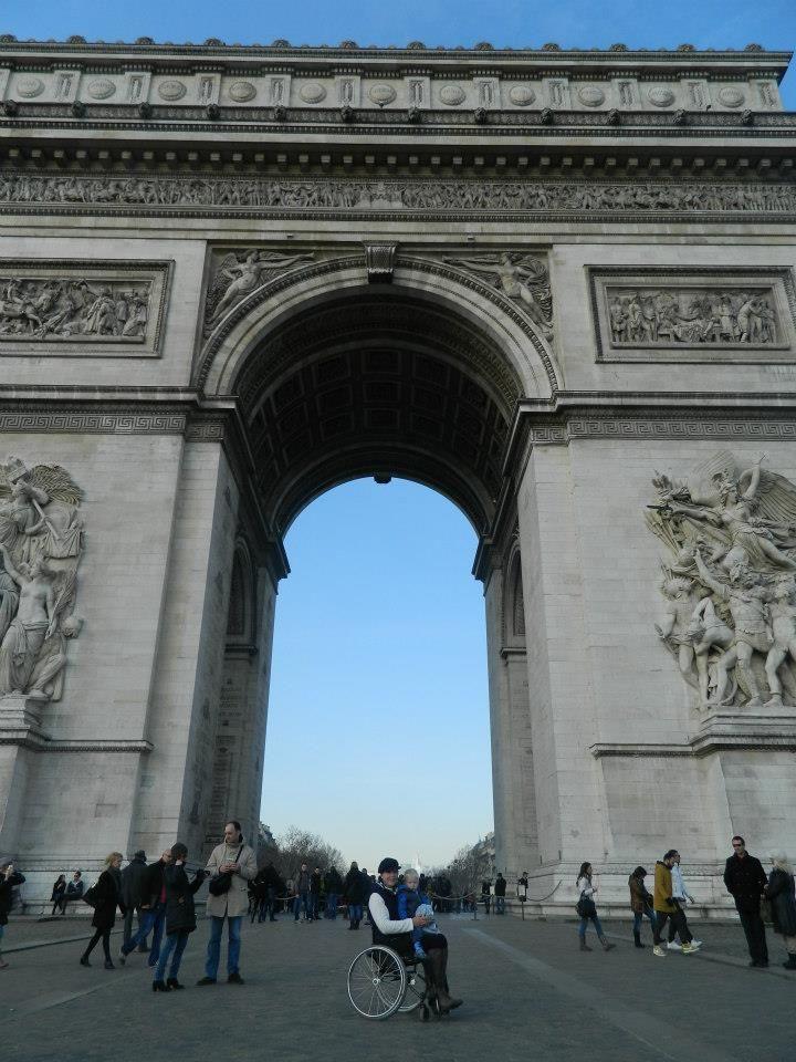 ARC TRIOMPH-Paris :)