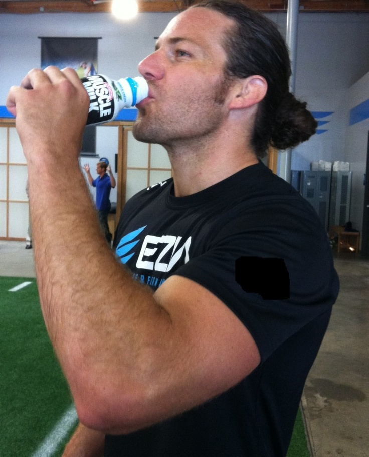 todd clever, usa rugby captain training video #musclemilk