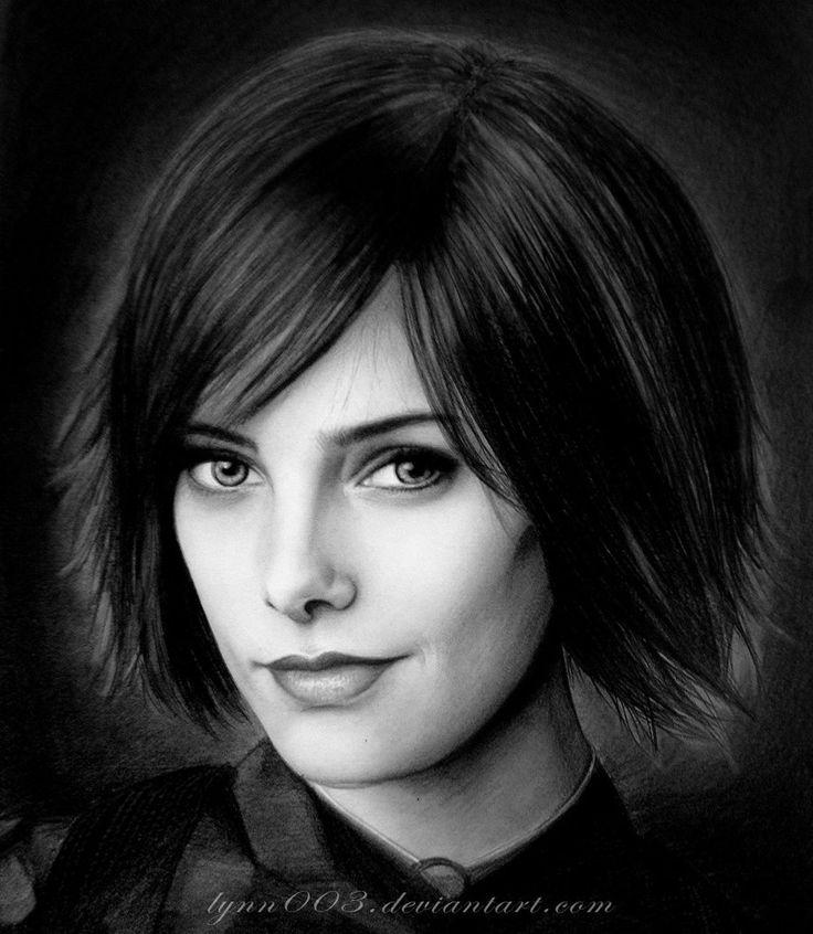 Want to cut my hair like this again Alice Cullen Hair by Lynn003.deviantart.com