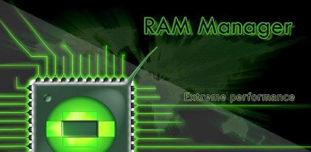 RAM Manager Pro v7.3.1 Apk