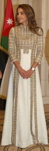 Queen Rania Al Abdulla of Jordan