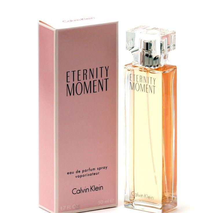 Eternity Moment By Calvin Klein -Eau De Parfum Spray