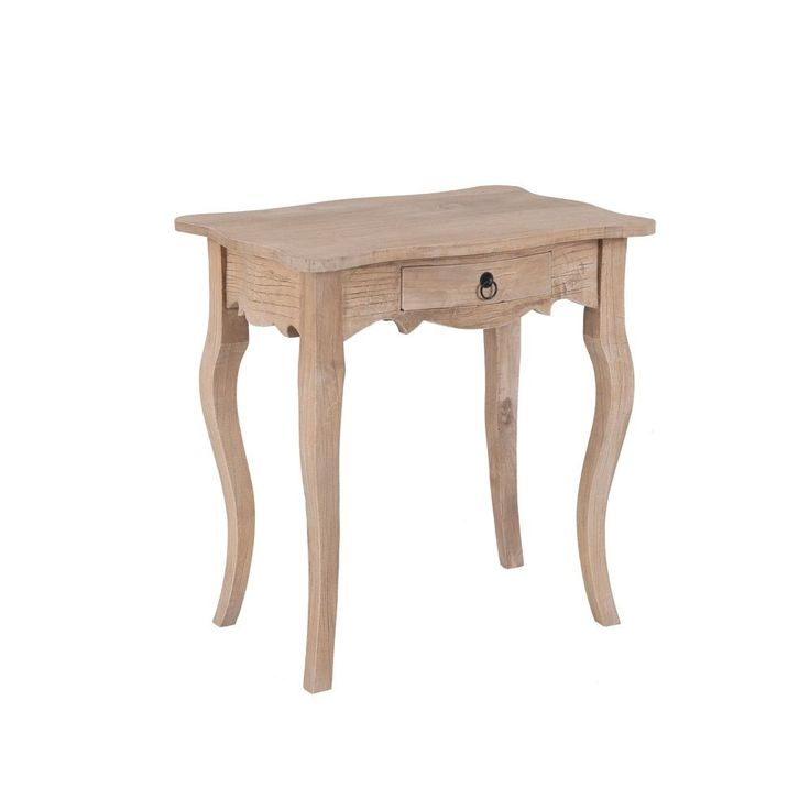 Crafted Home Decorative Lyons Casual Square Accent Table