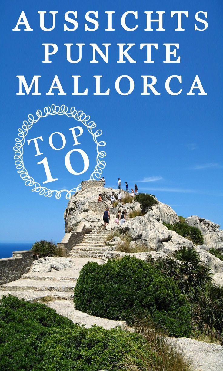 Mit atemberaubend, grandios, spektakulär, unvergesslich, großartig, wundervoll, überwältigend, traumhaft, fulminant, unbeschreiblich oder auch einzigartig kann man auf Mallorca vieles beschreiben, besonders aber die Aussichtspunkte der Insel. Egal ob es Ausblicke auf das Meer, die Berge, die bizarren Steilküsten, die typischen Kiefernwälder oder die kleinen Küstenorte sind, Mallorca kann alles bieten. Mirador bedeutet in der spanischen …