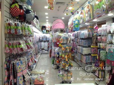 bangkok cheap baby clothes shop