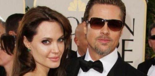 Relación de Pitt y Jolie podría estar en las...