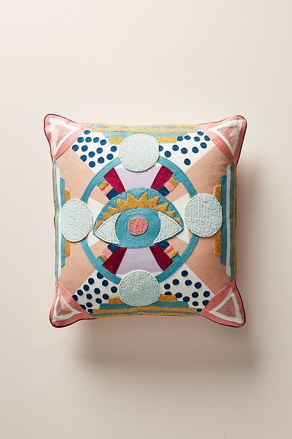 Fun Pillows Anthropologie Bedding Pillows Boho Pillows