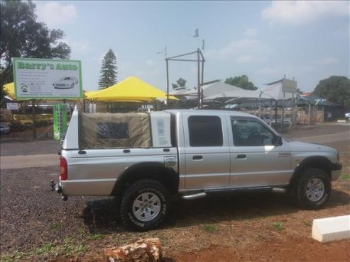 Hot Discount Deals on all vehicles until January 31.   Ford Ranger 2.5 TD XLT D/C 4X4 with Canopy Model 2003 R89,900 Km208555 Trade-in's welkom. Call Amanda now on 072 531 4050 to book your test drive today or whatsapp / email me amanda@barrys-auto.co.za if you need more pictures.  Wants to see what else we can offer you? Use the below link to direct you to our website or scroll down. Website:  www.barrys-auto.co.za  Facebook Page: https://www.facebook.com/barrysautousedcars/