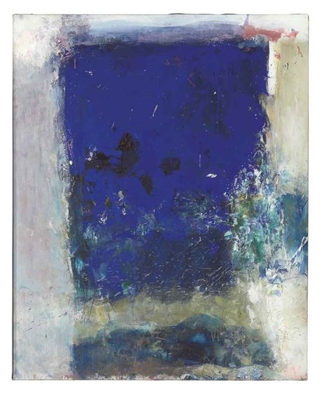 Joan Mitchell, Untitled