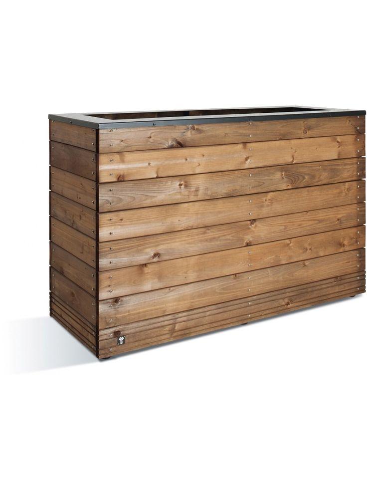 17 meilleures id es propos de jardini re rectangulaire. Black Bedroom Furniture Sets. Home Design Ideas
