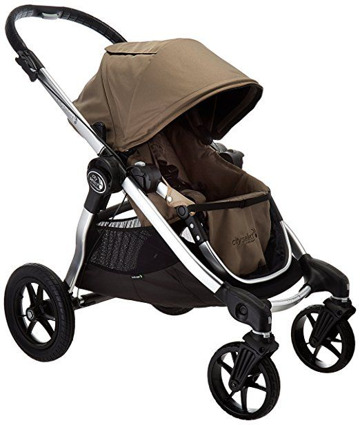Amazon.com : Baby Jogger 2016 City Select Single Stroller - Onyx : Baby