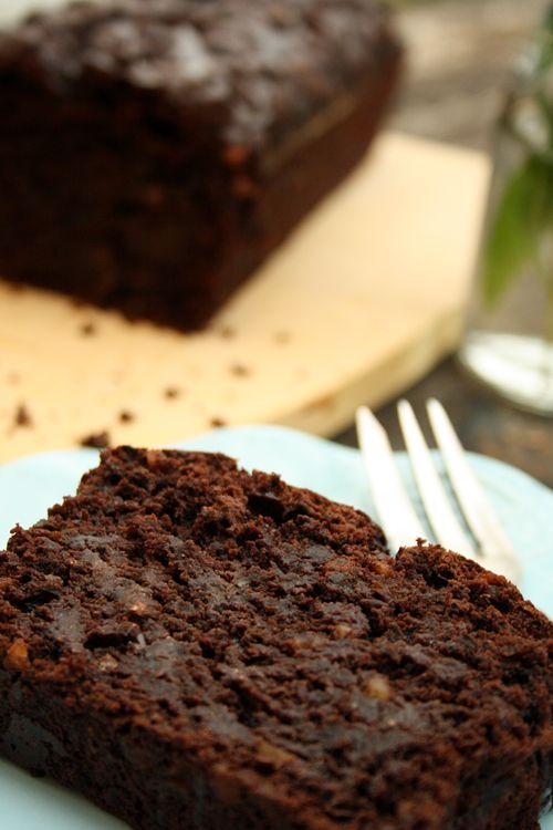 Schokoladen-Zucchini-Kuchen