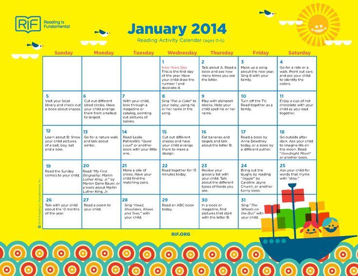 Calendar Monthly Activities : Best images about printable calendar activities free