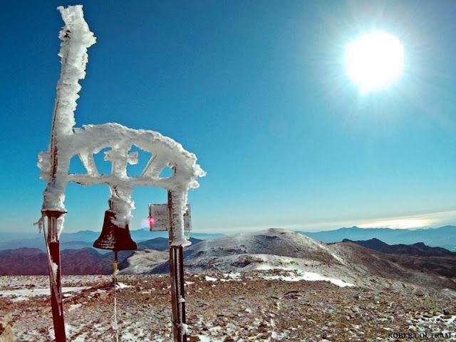 Εκπληκτικές φωτογραφίες, σε υψόμετρο 2.456 μέτρων | Τα πρώτα χιόνια στον Ψηλορείτη