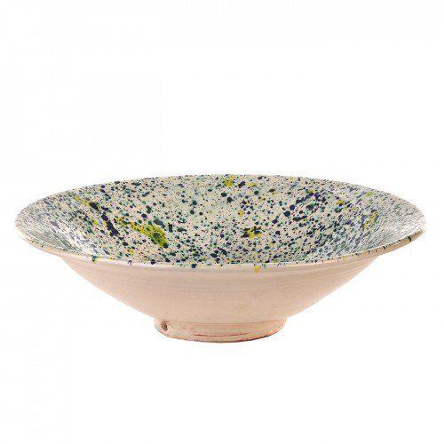 Pols Potten Festina Glazed Green Splash Bowl