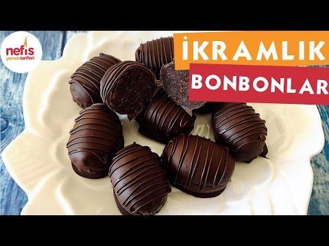 3 Malzemeli İkramlık Bonbonlar (5 Dk Da) – Nefis Yemek Tarifleri