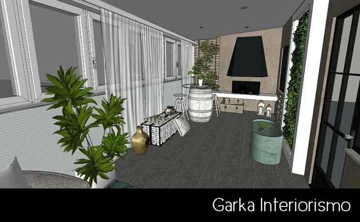 Proyectos de interiorismo: terraza!