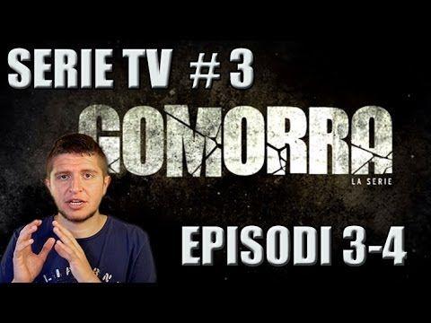 Serie TV #3: Gomorra - La serie - opinioni episodi (puntate 3 - 4) - YouTube