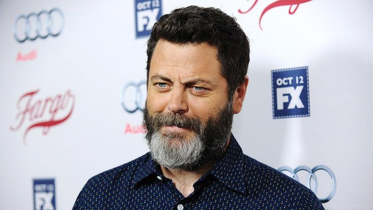 Love Nick Offerman