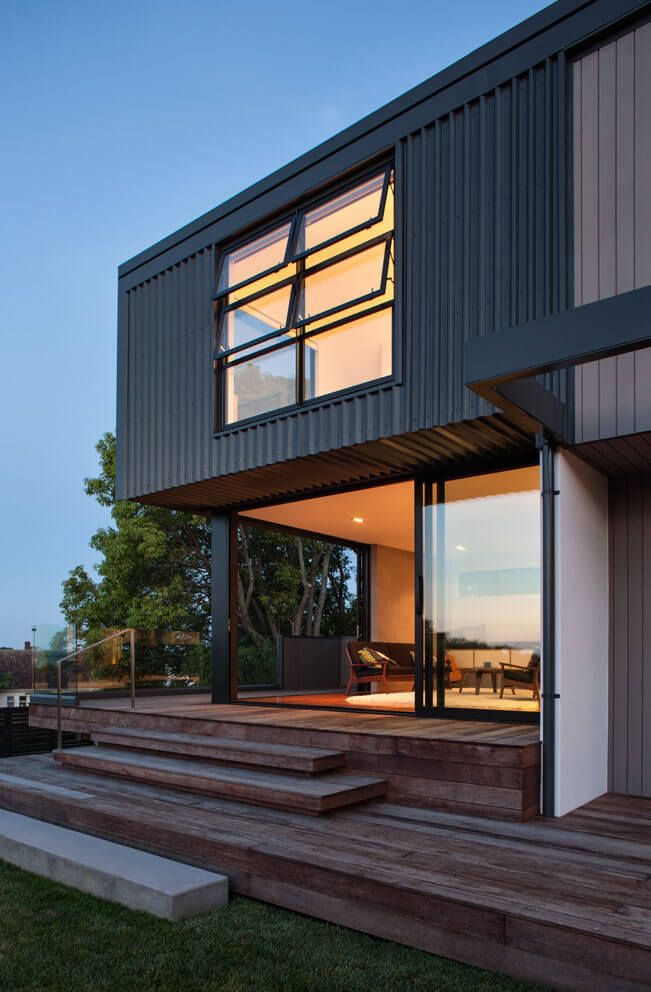 Waterview House by Matter Architects