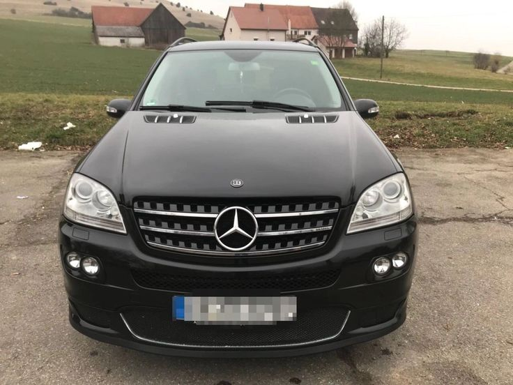 ML 320 CDI BRABUS D6 VOM WERK 300PS   Check more at https://0nlineshop.de/ml-320-cdi-brabus-d6-vom-werk-300ps/