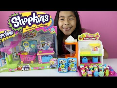 Shopkins ✦ HUGE Blind Baskets Surprise Bags Unwrapping! - Whole Box Limited Edition ✦ Part 1 - YouTube