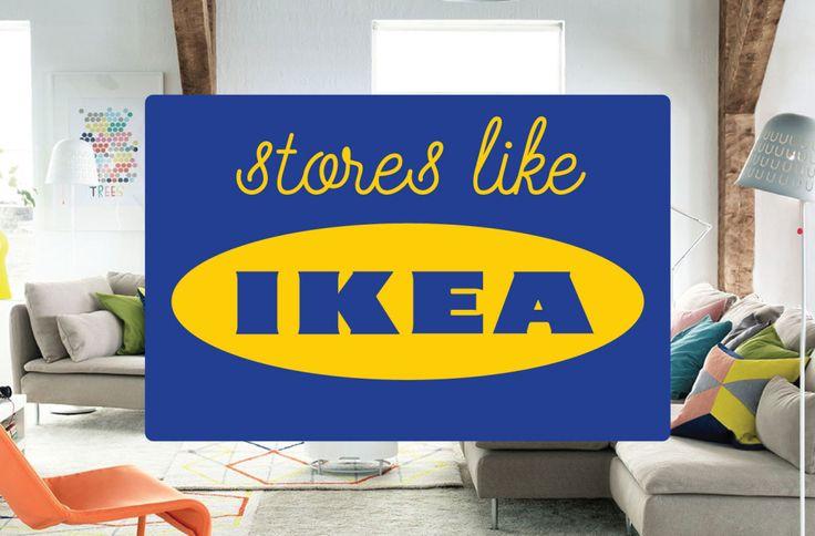 Stores Like IKEA