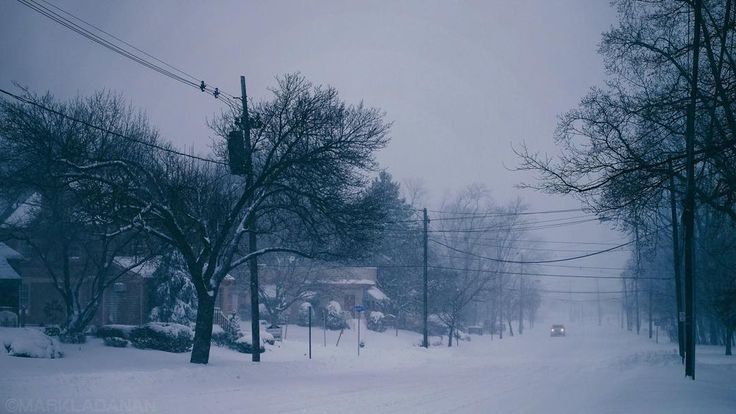 Millburn NJ -- A lone car braves Millburn Avenue as a massive snowstorm continues to pound the U.S. East Coast. #blizzard2016 #jonasblizzard #winter #storm #snow #jonas #blizzard #millburn #newjersey #fuji #fujifilm #fujifilmph #xpph #xpphgrid #instadaily #picoftheday #instagood #photooftheday #bigMphotos by bigmakoy