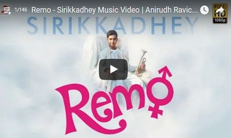 Anirudh Ravichander in Sirikkadhey HD Music Video - Remo => http://www.123cinemanews.com/other-videos-details.php?aid=1135&mid=1777&id=1948