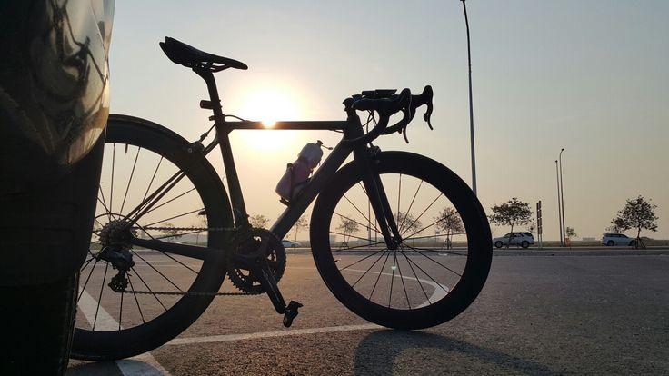 Afternoon ride @Skylane
