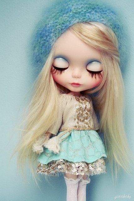 A louca da boneca Blyte