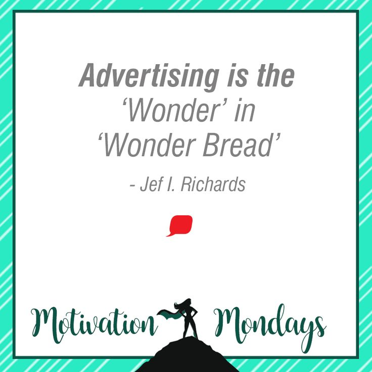 #Motivation #Mondays Everyday add that one extra zing to your work to make big in the brilliant world of #AdvertiZING!