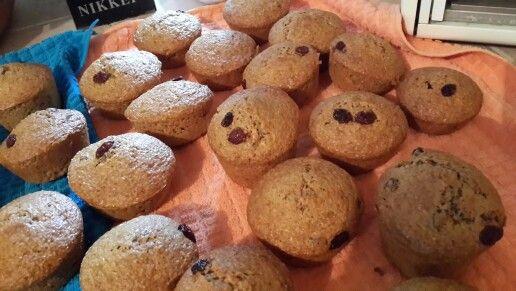 Bran  Muffins I made
