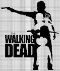 walking dead graph