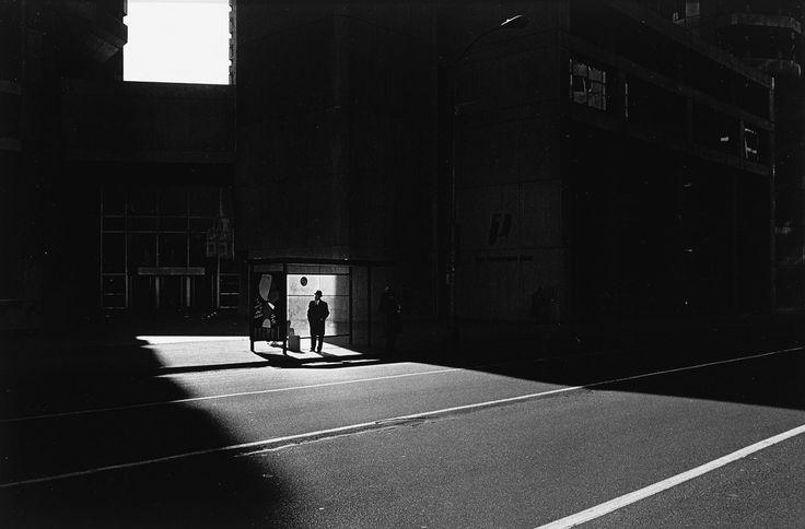 Philadelphia, 1981 photo by Ray Metzker