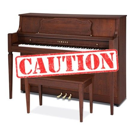 We are the only authorized piano dealer for NEW Yamaha Pianos in the NY area, carrying the entire line of Yamaha pianos. Largest selection, excellent prices.