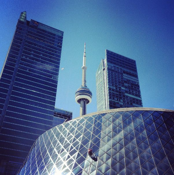 CN Tower; Toronoto, Ontario; Canada